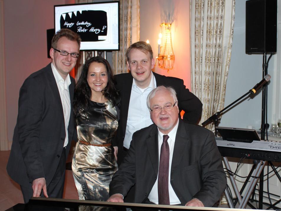 """Susan feat. Chrissy-Chris-Chross & Tobsen-Didi"" mit Peter Harry Carstensen"