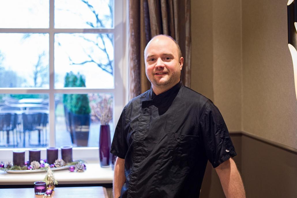 Mathias Apelt, 29 Jahre, Chef de Cuisine im Ahlmanns