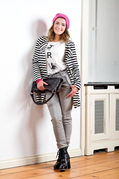 Auf ein Wort mit Covermodel Mona Taube