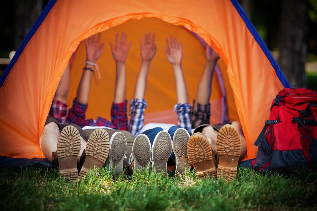 Ein Abenteuerurlaub für Kinder und Jugendliche