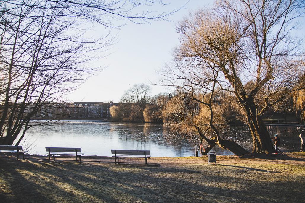 Ein Wintertag in Kiel