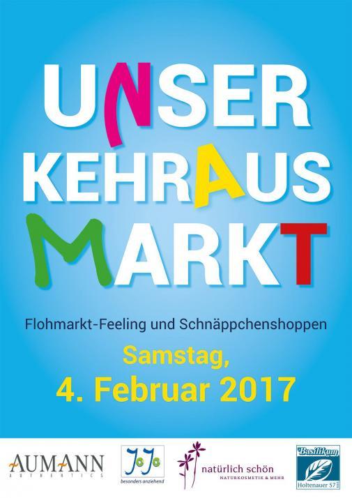 Beim Kehraus-Markt in der Holtenauer kommt Flohmarkt-Feeling auf