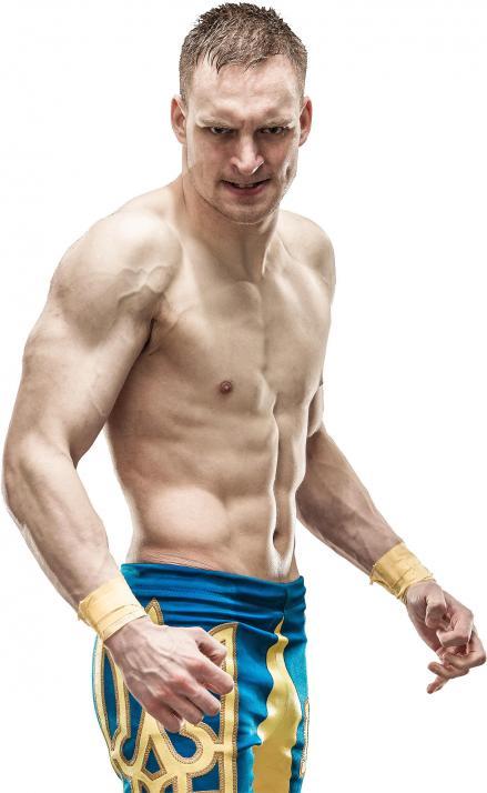 Ivan Kiev steigt am 11. Februar in den Ring