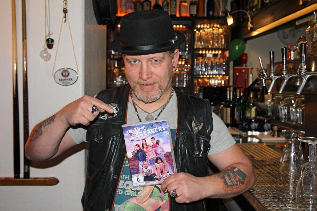 """Asterx präsentiert die """"Timebreakers""""-DVD"""