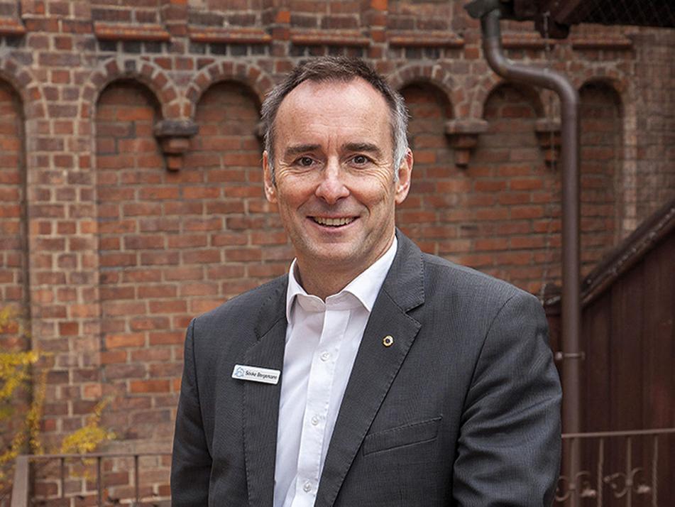Rechtsanwalt Sönke Bergemann, Geschäftsführer Haus & Grund Kiel