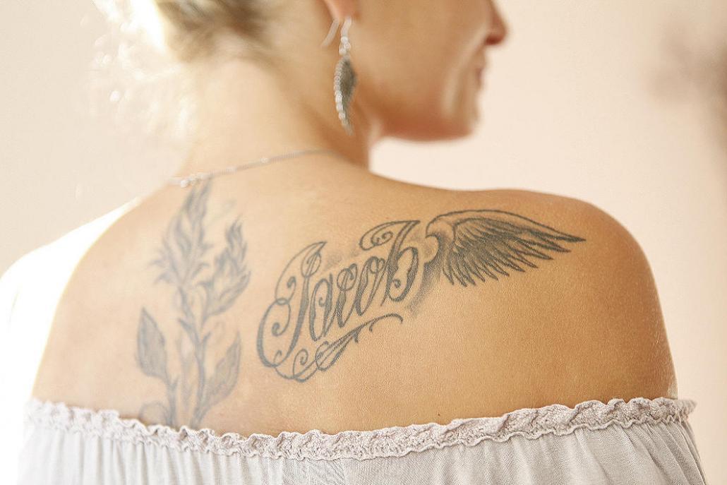 Am 12. März präsentiert Beutler Bestattungen in der Halle 400 die Trauer-Tattoo-Austellungen