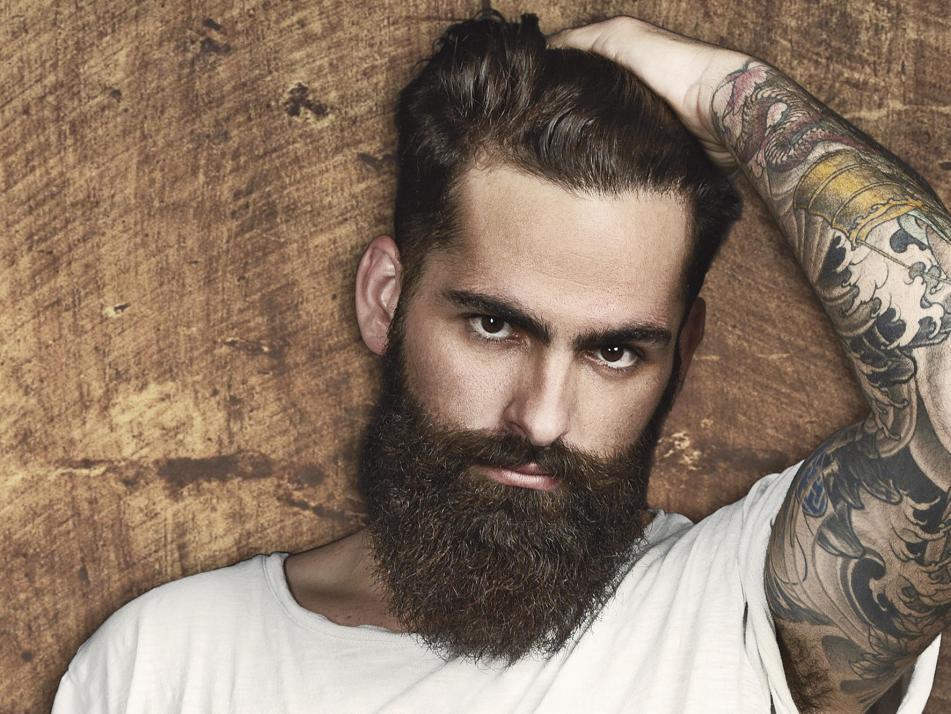 Der KLINCK Barbershop sorgt für das passende Styling der Männer