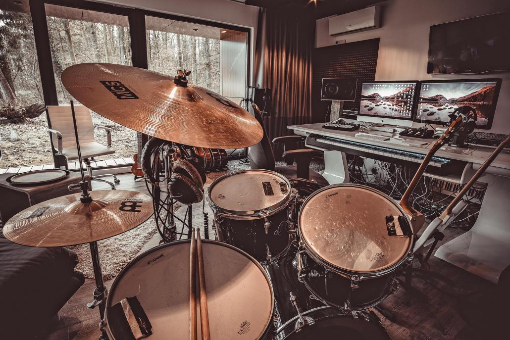 Smiths Studio bietet nahezu jedes Instrument