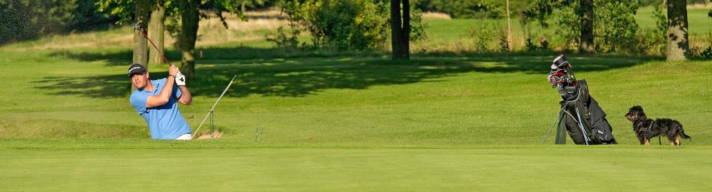 Die Golfsaison startet