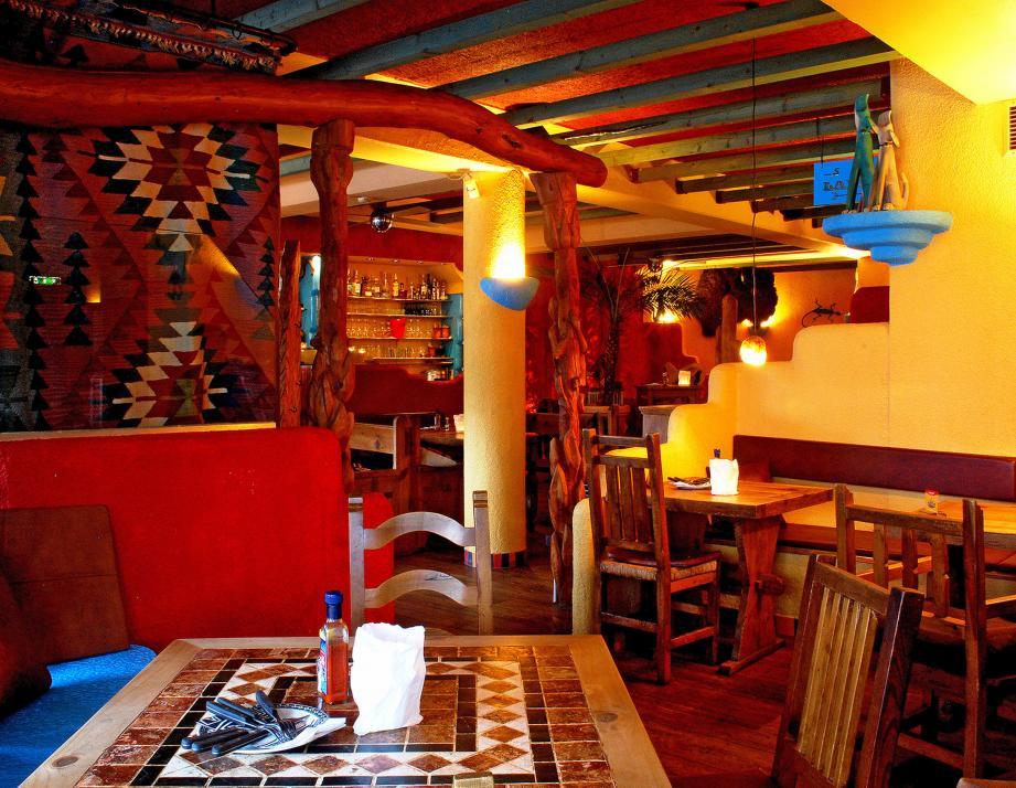 Seit 25 Jahren steht das Santa Fe für gemütliches Ambiente und authentisch mexikanische Küche