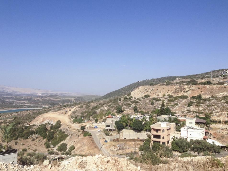 Im Sommerurlaub in Israel