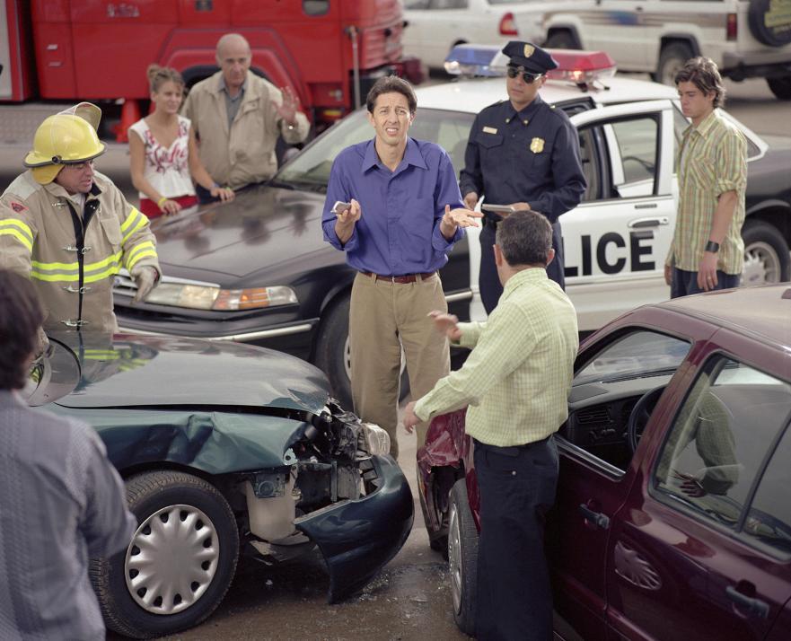 Bei Unfällen im Ausland gibt es einiges zu beachten