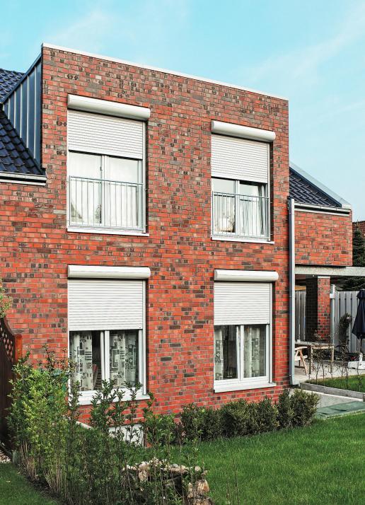 Die RONDO Vorbaurollladen steigern den Wohnkomfort im Eigenheim