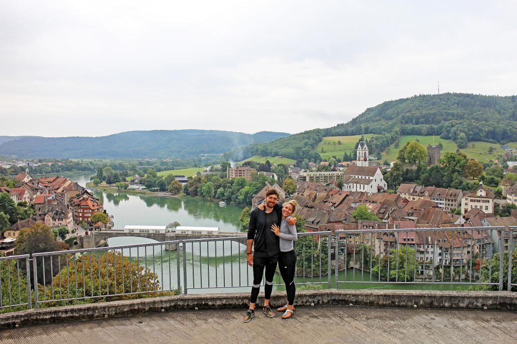 Felix und Isi in Rheinau am Rhein