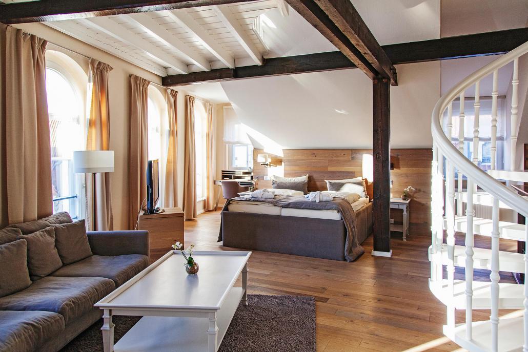 Lübecks Geschichte erleben im Altstadt Hotel