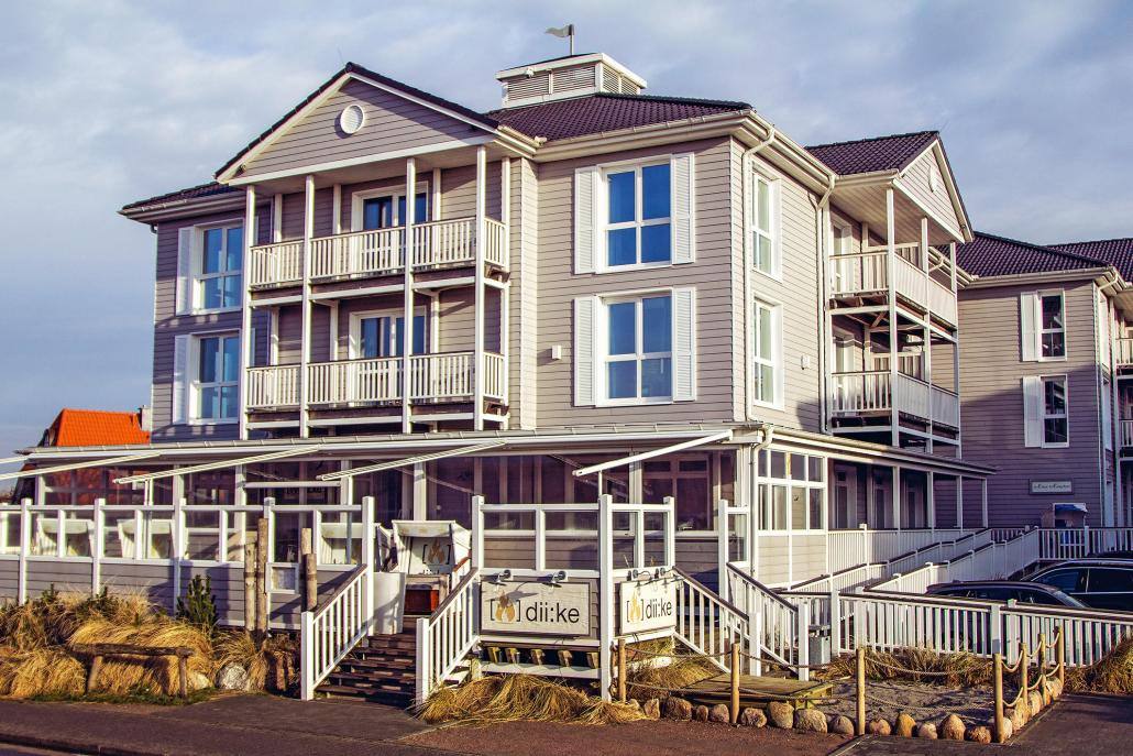 Das Beach Motel – ein Surferparadies an der Nordsee