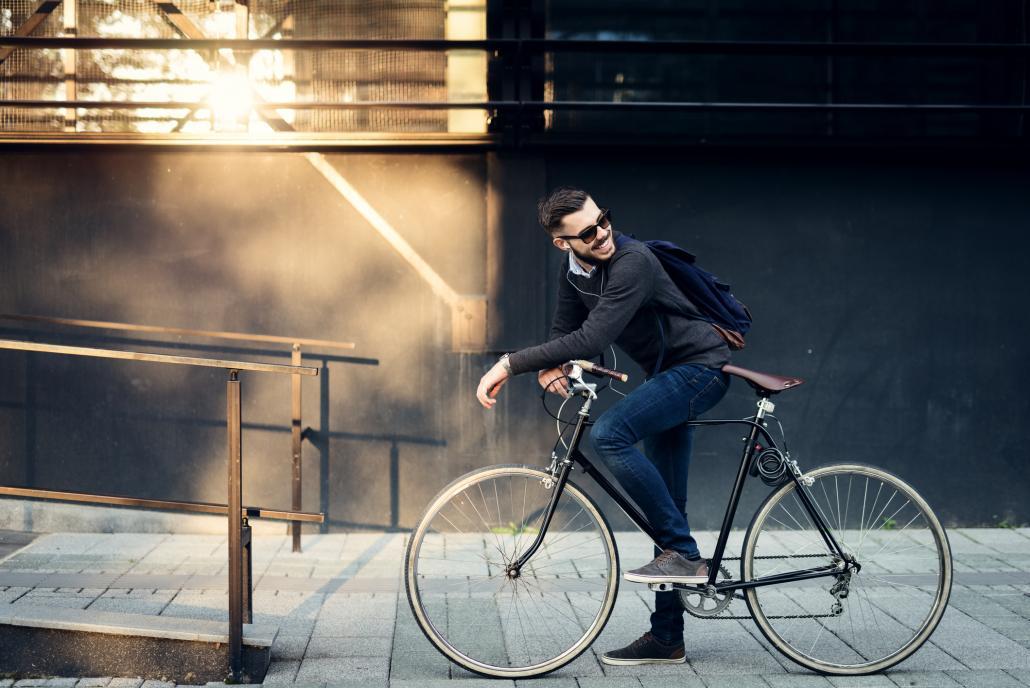 Das Hamburger Start-up bikeright hat sich auf die Rechtsberatung und -vertretung von Radfahrern spezialisiert
