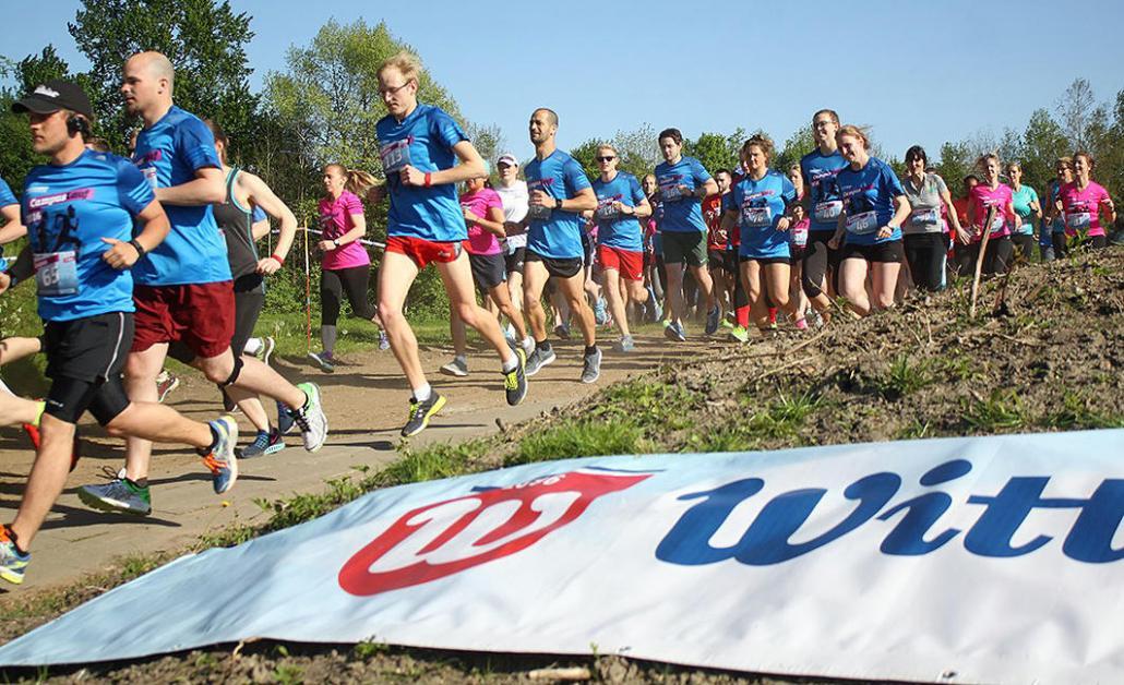 An der Premiere des Campuslaufes nahmen im letzten Jahr 330 Läufer teil