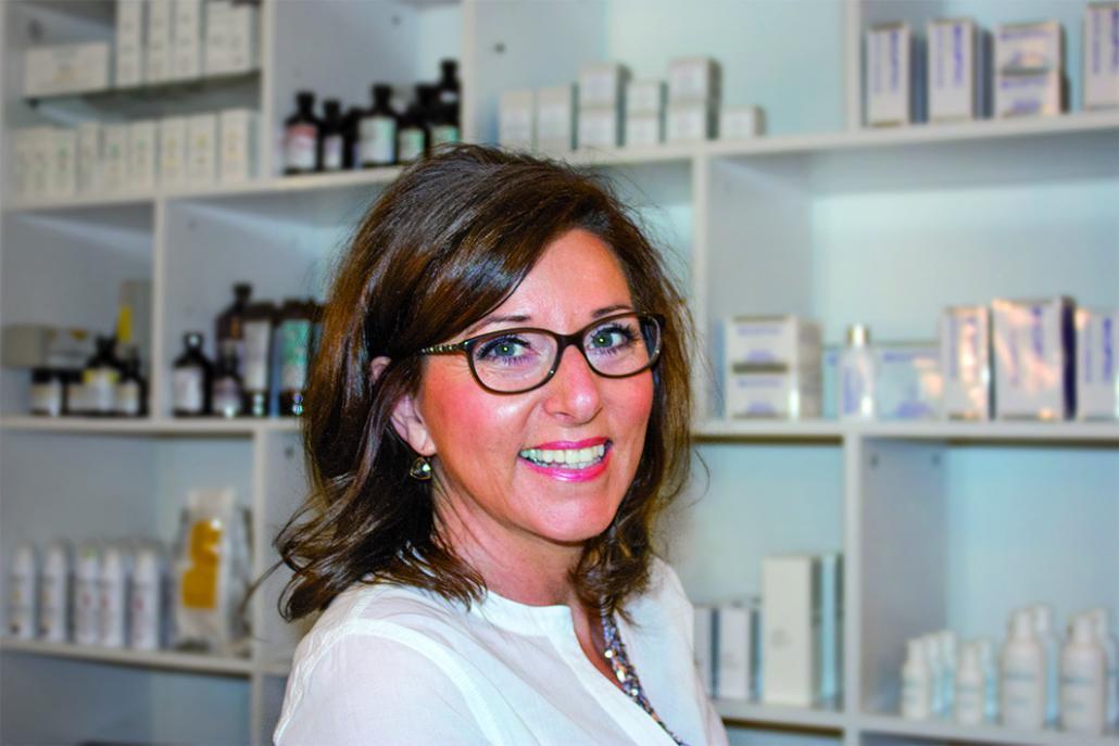 Inhaberin Anja Petersen gehört zu den zwei am besten spezialisierten Kosmetikerinnen Deutschlands