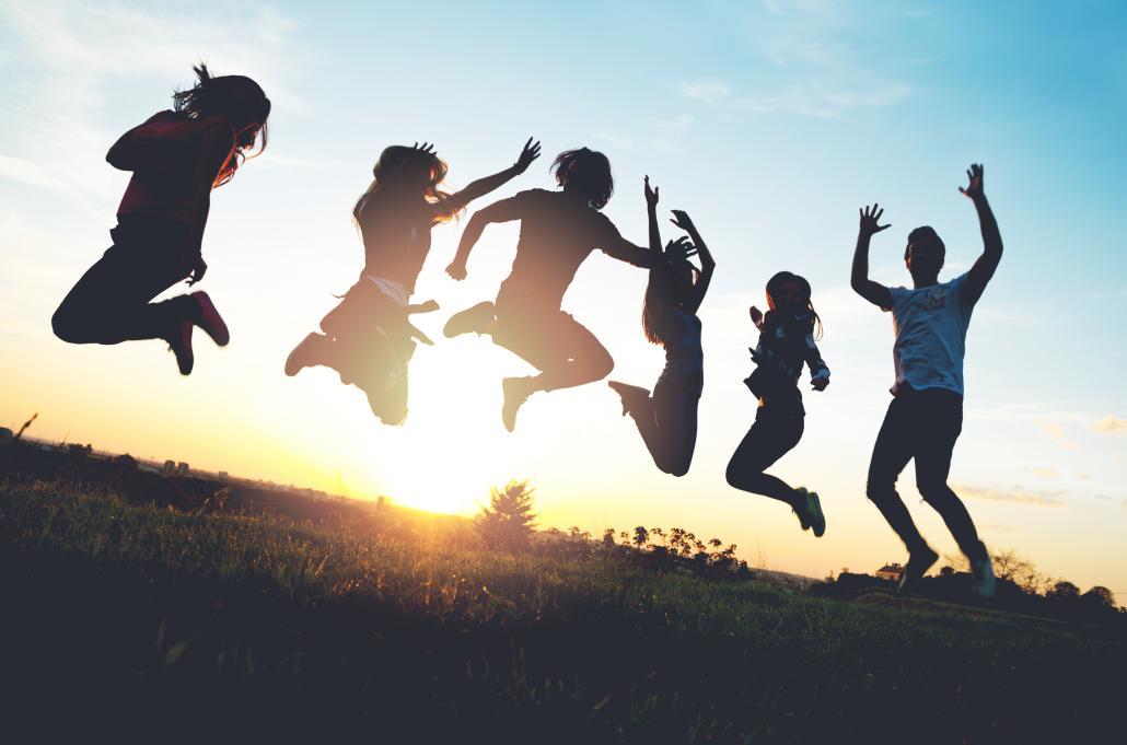 Bei der Pfingstfreizeit kann man mit Freunden entspannen und sich über die Zukunft klar werden