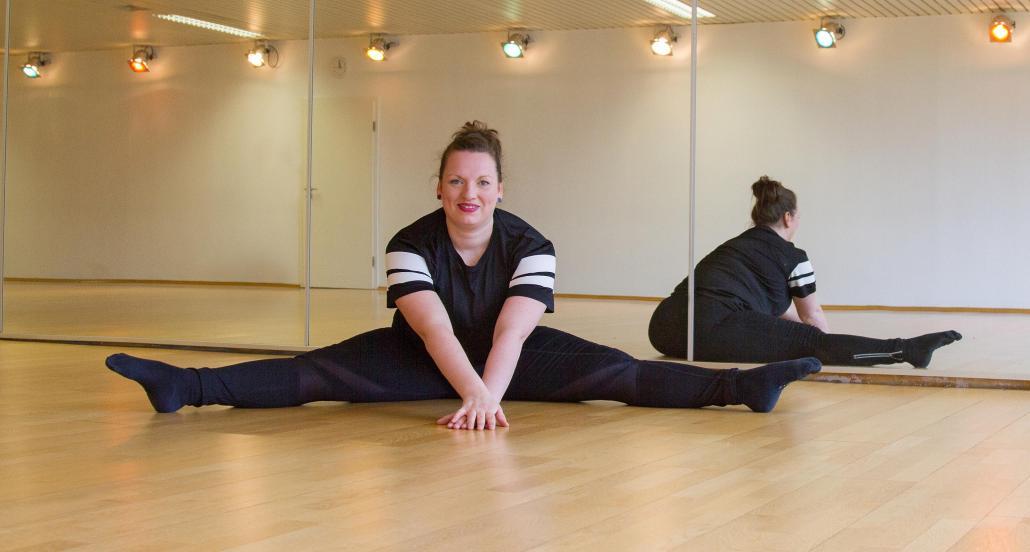Für Tanzpädagogin Julia Thurm bedeutet Tanzen die Befreiung