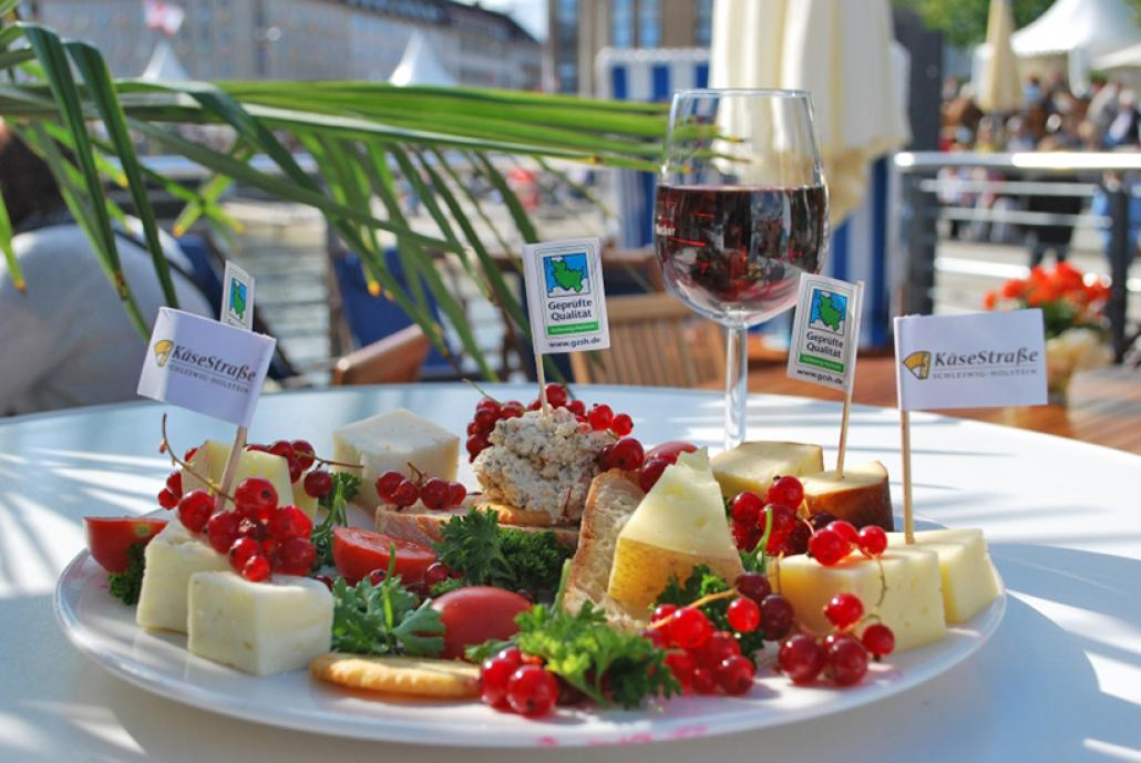 """Käse trifft Wein"" und Giacomo Puccini"