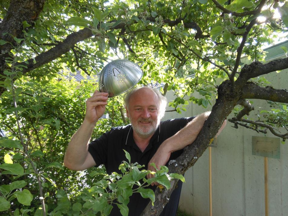 Lojze Wieser wird bei der feierlichen Eröffnung des Literatursommers anwesend sein