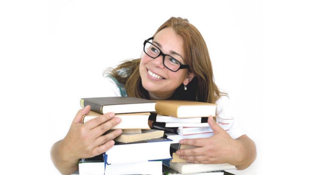 Das KIELER FENSTER freut sich über jede Bücherspende