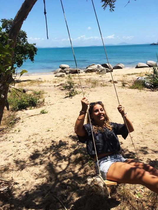 Am wichtigsten bei der Wahl eines Urlaubsortes ist es für Lara, am Meer zu sein