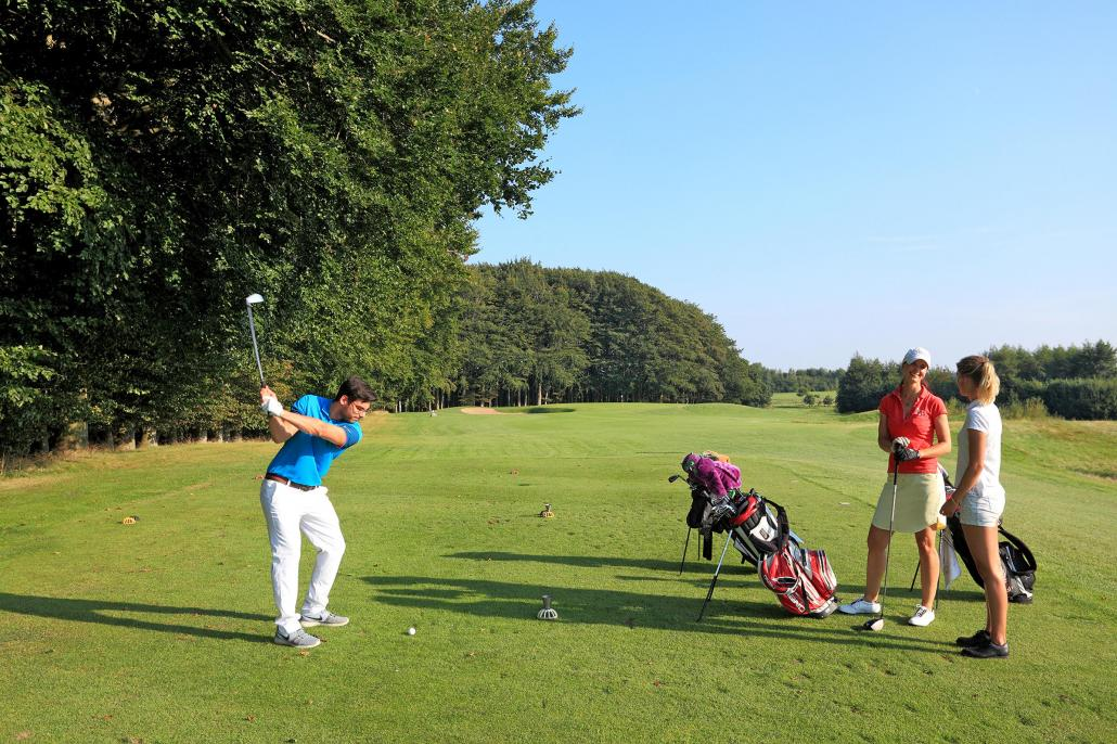 Golf- & LandClub Gut Uhlenhorst bietet am 20. August einen Schnupperkurs an