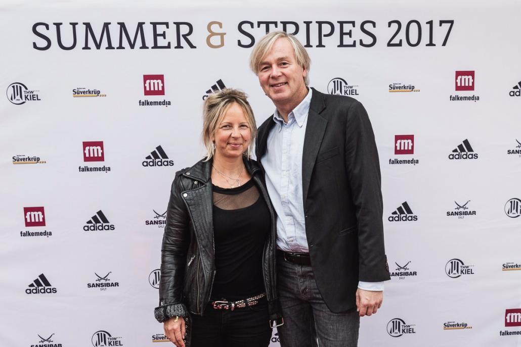 Nils und Julia Borgwardt von der Augenklinik Rendsburg
