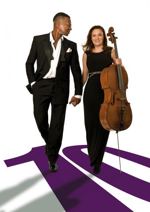 Am 19. September bietet das Musik-Duo Carrington-Brown eine Vielzahl musikalischer Stilrichtungen