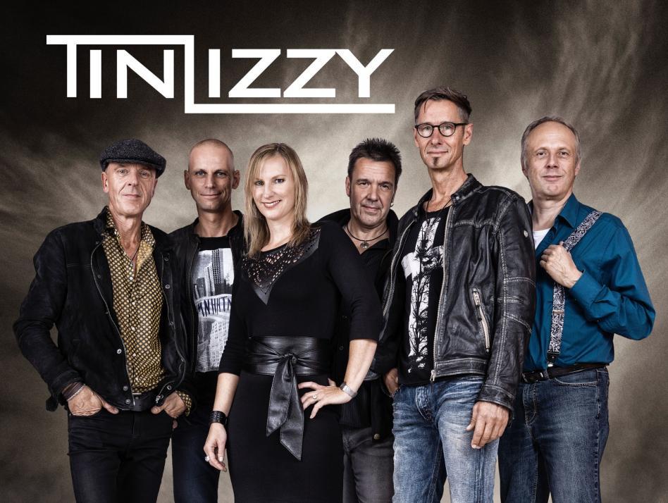 Showband Tin Lizzy tritt vier Mal am Abend auf