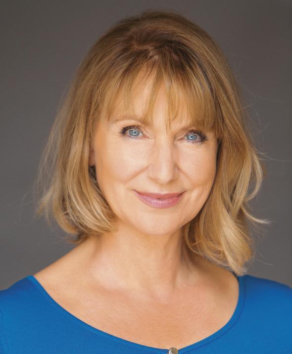 Sabine Kaack wird am 14. Oktober auf der Bühne zu sehen sein