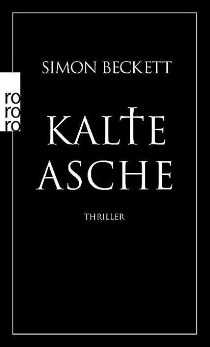 Simon Becketts Roman bietet großen Nervenkitzel