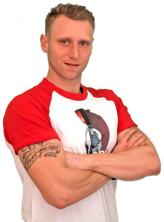 Fitnesstrainer Andre Lemmer