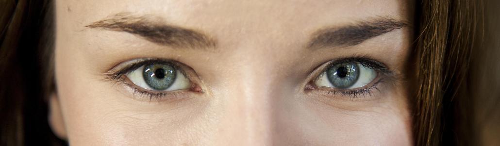 Natürliche Wimpernlänge