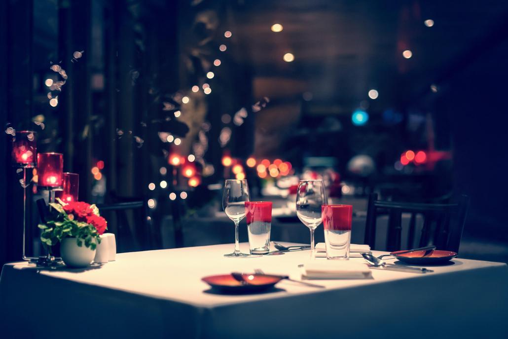 Ein Besuch im Restaurant kann sehr vielfältig sein