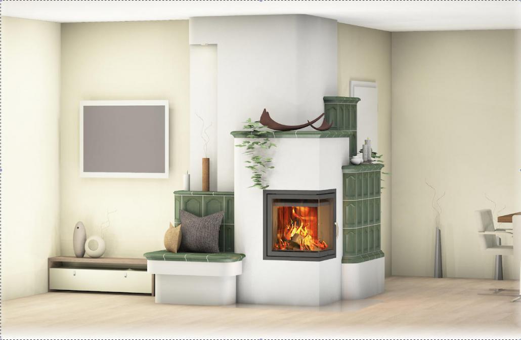Kaminöfen machen das Zuhause gemütlicher
