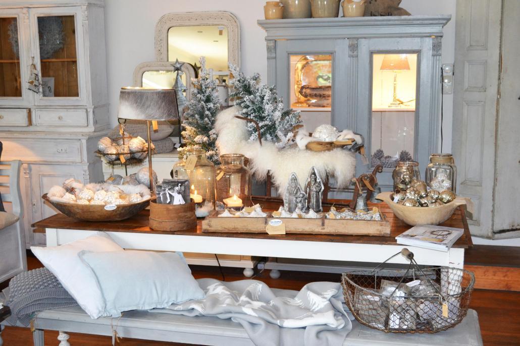 Traumhafte Dekorationsideen bietet der liebevoll gestaltete Laden