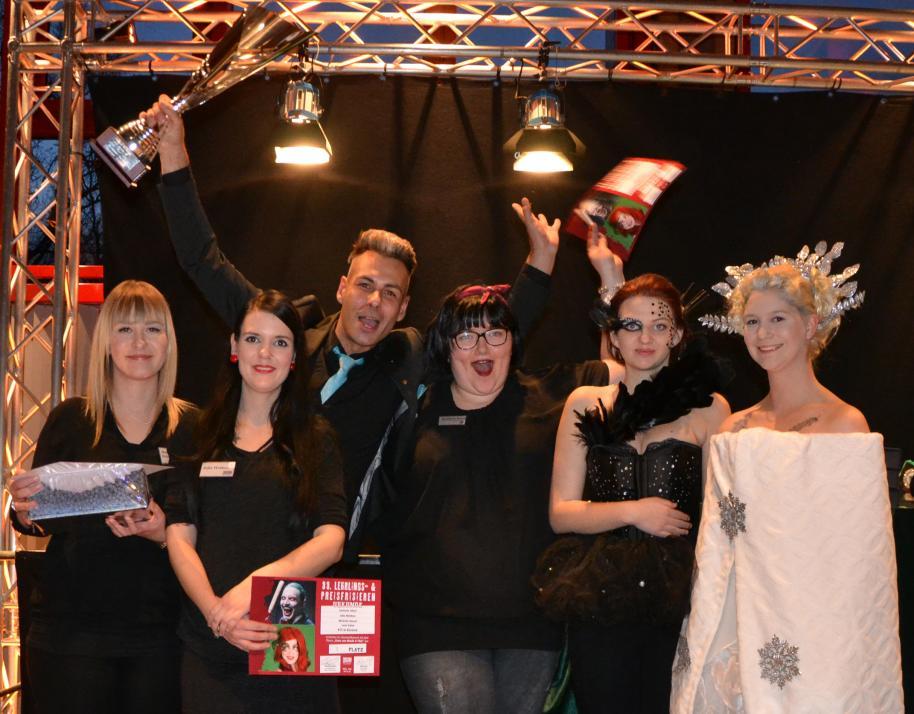 """Die Gewinner in der Kategorie """"Salonwettbewerb"""""""
