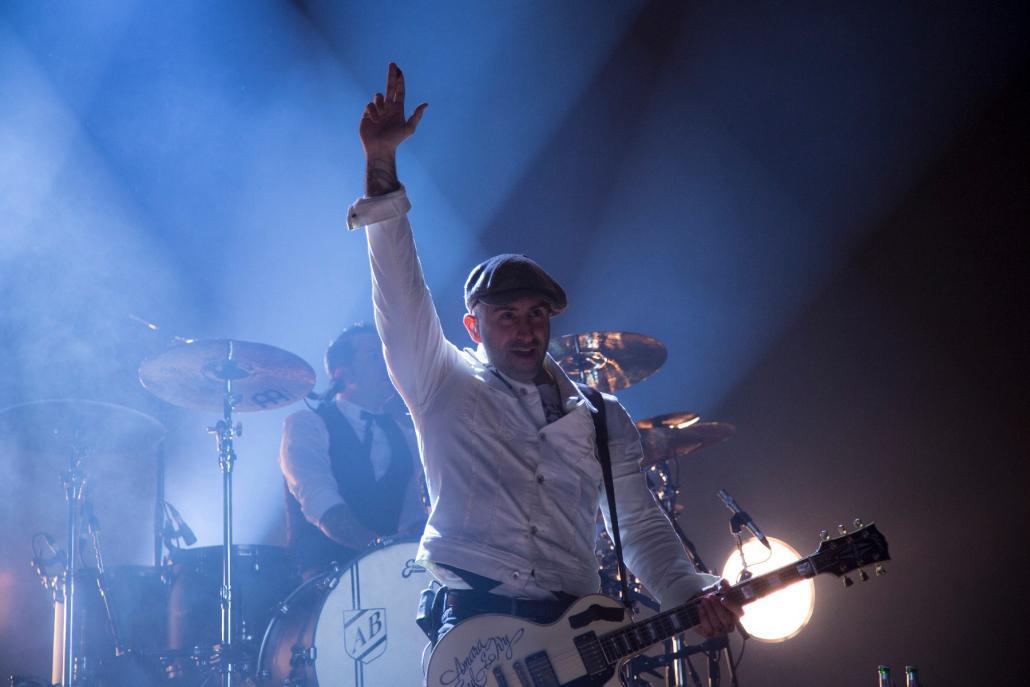 Broilers-Konzert in Kiel: Welch ein Fest!