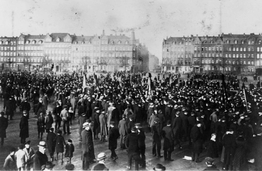 Über die Landesgrenzen hinaus prägten die Ereignisse die politische Entwicklung in ganz Deutschland