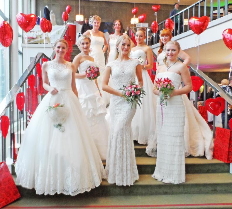 Bereits im letzten Jahr war die vielfältige Hochzeitsmesse im schönen Ambiente des Kieler Schlosses ein voller Erfolg