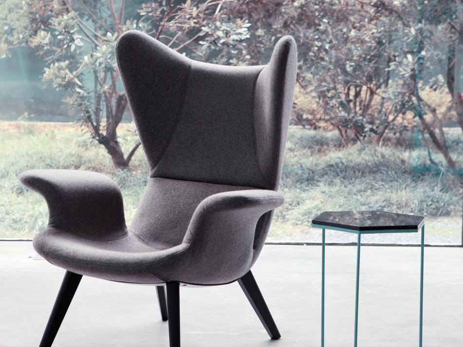 Modernes Design und Comfort vereint in einem Sessel