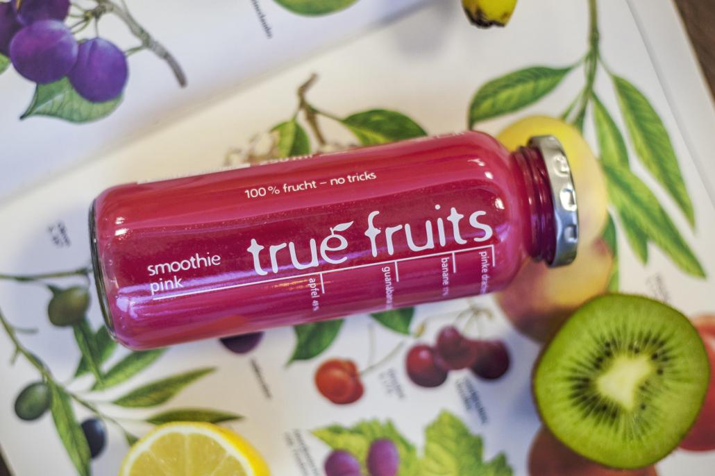True Fruits Pink