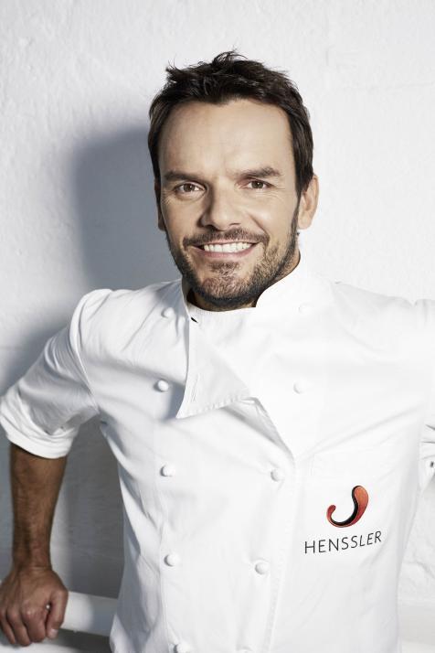 Steffen Henssler ist leidenschaftlicher Koch und ein großartiger Entertainer