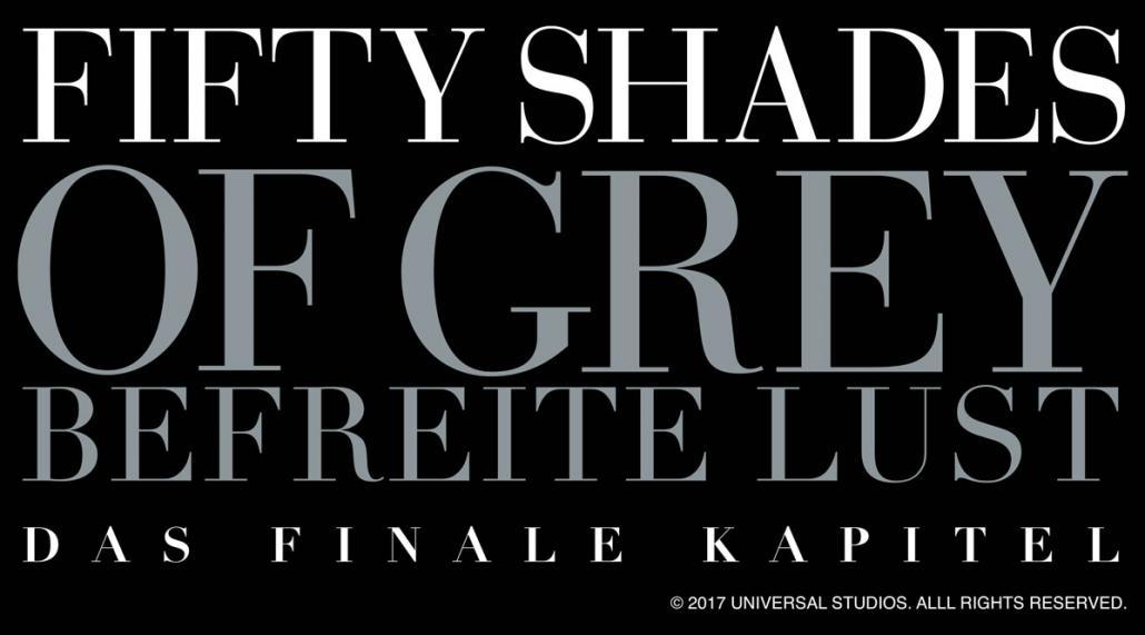 """Der dritte Teil der erfolgreichen Reihe """"50 Shades of Grey"""" läuft ab dem 8. Februar in den Kinos"""