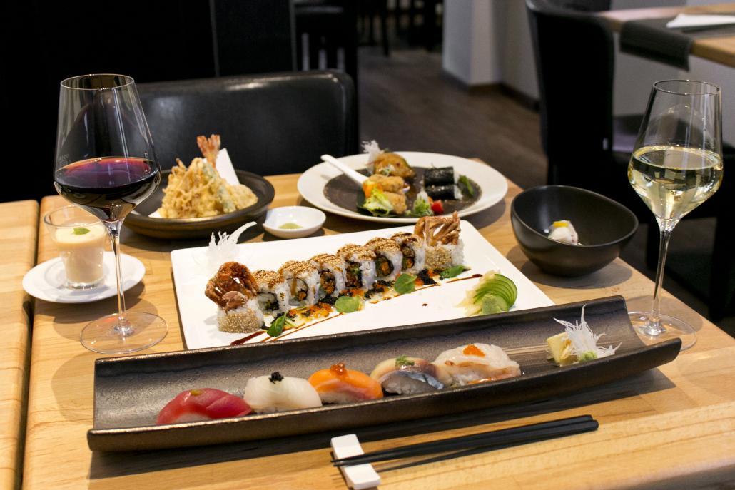 Liebhaber der japanischen und koreanischen Küche finden bei ann leckere Kreationen und können sich sogar als Testesser bewerben