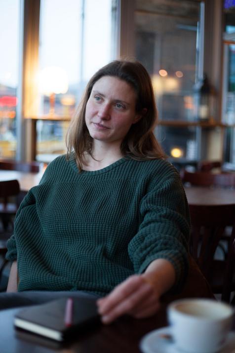 Die Poetin Lea Funke veröffentlicht bald ihr erstes Buch